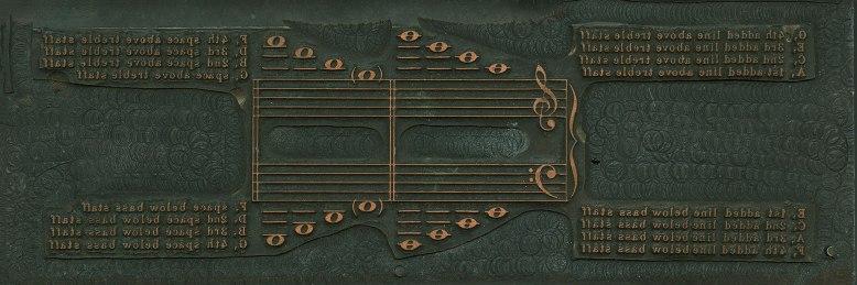music-printing-block
