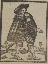 Figure 5: Pepys woodcut