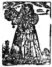 Figure 4: Roxburghe woodcut
